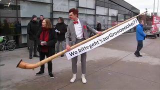 Γερμανία: Κατά του «μεγάλου» συνασπισμού η νεολαία του SPD