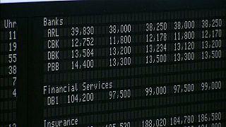 Эффект домино: падение рынков в Европе и Азии вслед за США