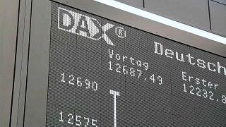"""""""Flash Crash"""" steckt Europas Börsen an"""