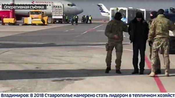 Dagestan: Gesamte Regierung in Handschellen abgeführt