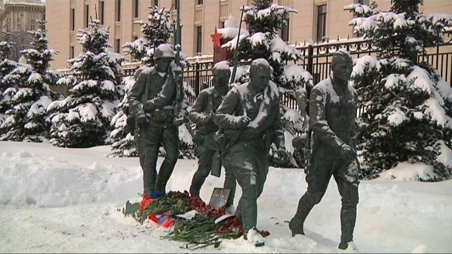 Тело майора Филипова возвращено в Россию