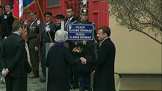 Simbolismo e expectativa no primeiro dia da visita de Macron à Córsega
