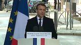 Macron in Corsica per ricordare Erignac
