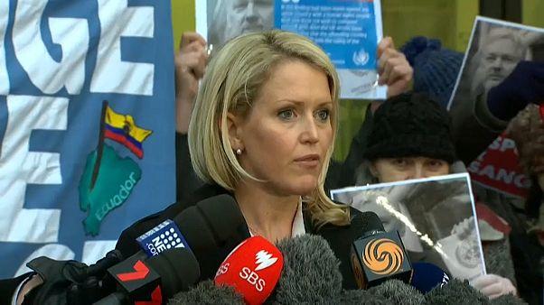 İngiltere: Julian Assange kararı 13 Şubat'a ertelendi