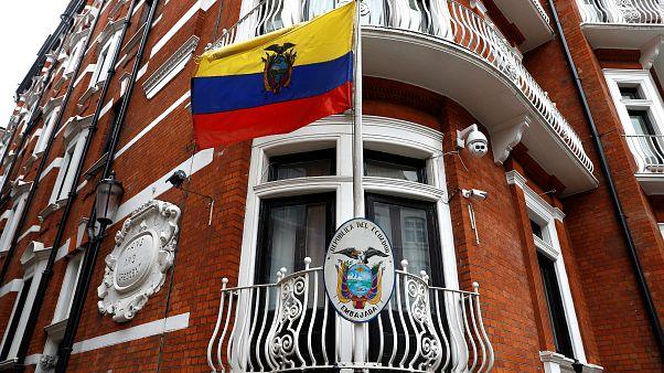 Haftbefehl gegen Assange bleibt -  Nachspiel am 13. Februar