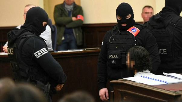 Salah Abdeslam no volverá a comparecer ante la justicia belga
