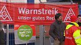 Allemagne : les patrons acceptent la semaine à 28h