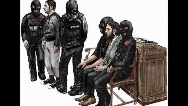 L'attentatore di Parigi diserterà il processo