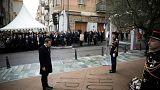 A 20 évvel ezelőtti merényletre emlékeztek Korzikán