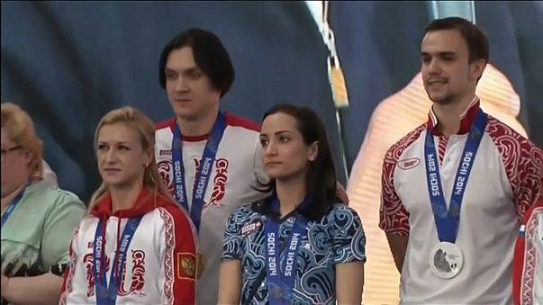 Sognano ancora le Olimpidi: l'estremo ricorso degli atleti russi