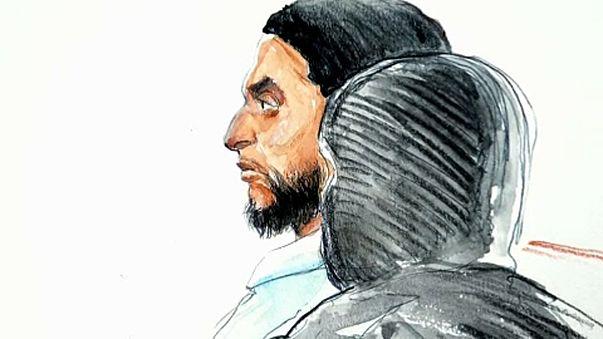 Nem megy el a bíróságra a párizsi merénylő