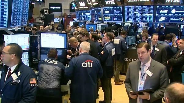 Индекс Dow Jones: передышка после обвала