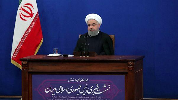 روحانی: اعتراضات مردم نه فقط درباره اقتصاد که به مسائل سیاسی و اجتماعی هم بود