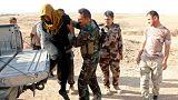 بازداشت افراد مظنون به عضویت در داعش