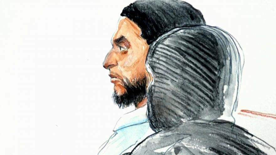 Salah Abdeslam não quer voltar a comparecer em tribunal