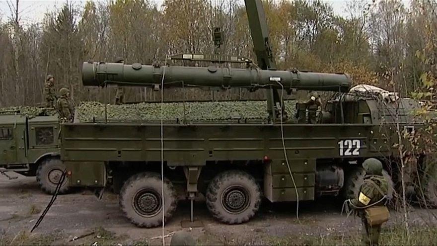 "Iskander-Raketen in Kaliningrad ""rein russische Angelegenheit"""