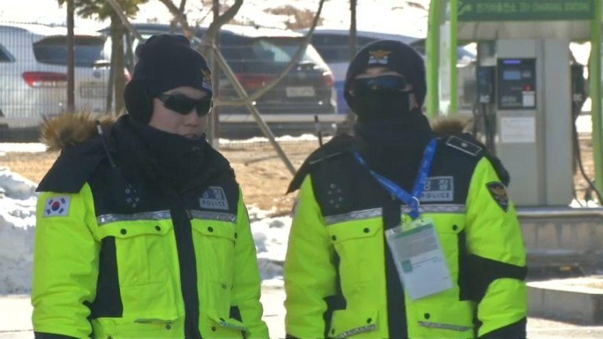 JO : Pyeongchang grelotte et craint les virus