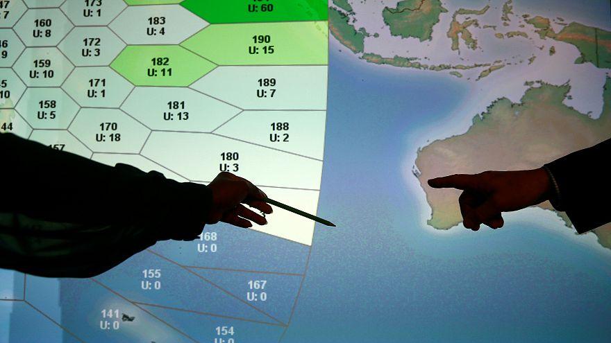 لماذا اختفت سفينة البحث عن الطائرة الماليزية المفقودة إم إتش 370؟