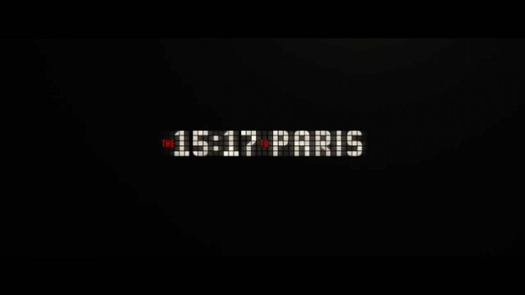 Clint Eastwood vuelve a apostar por la realidad en '15:17 Tren a París'