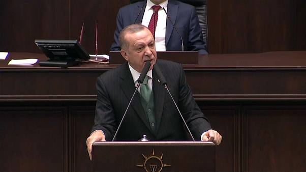 """Erdogan attacca gli Usa: """"Avete obiettivi nascosti contro di noi"""""""