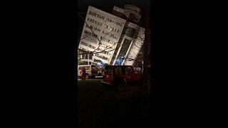 Deadly earthquake rocks Taiwan