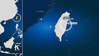 Taiwan: terremoto di magnitudo 6,4. Almeno due morti e 150 feriti