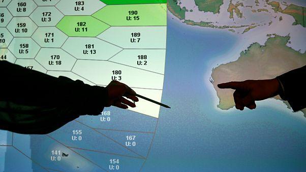 عملیات جستجوی پرواز مفقودشده مالزی