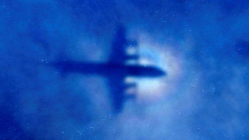 تصویر یک هواپیمای جستجوگر