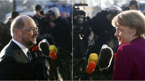 """Grosse Koalition in Germania: """"È solo questione di ore"""""""
