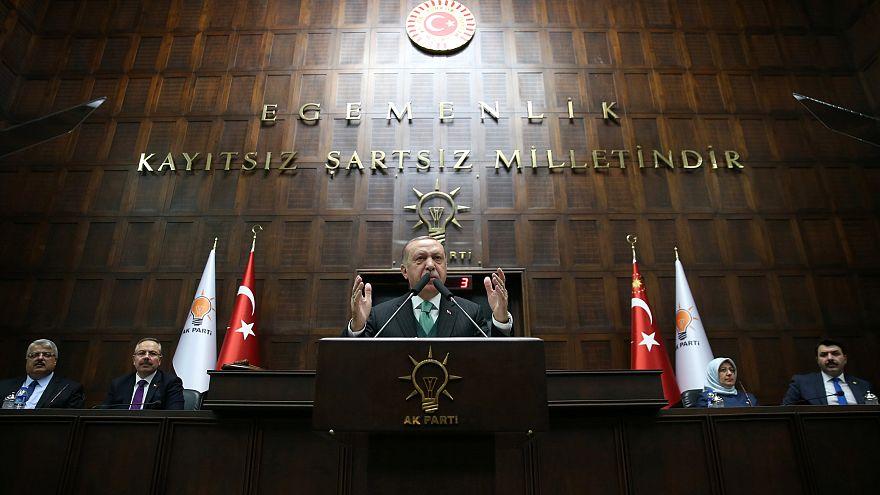 Erdogan acusa EUA de prejudicar interesses da Turquia
