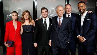 """""""The 15:17 to Paris"""": Clint Eastwood und die """"Thalys-Helden"""""""