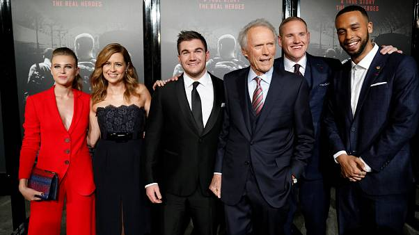 """The 15:17 to Paris"": Clint Eastwood und die ""Thalys-Helden"""