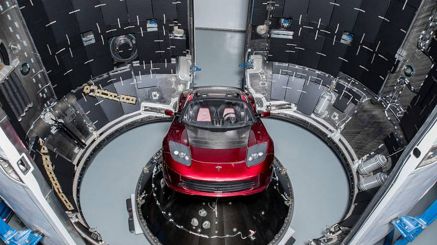 Watch again: Elon Musk launches the world's biggest operational rocket