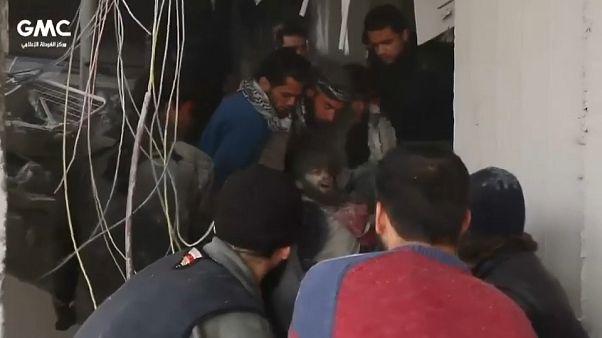 Siria: nueva masacre de civiles el mismo día que la ONU pide una tregua