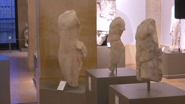 لبنان.. عودة تماثيل أثرية نُهبت أثناء الحرب الأهلية اللبنانية