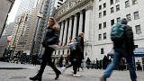 """O """"dia segujnte"""" em Wall Street após forte queda do Dow Jones"""