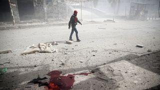 70 morts dans les frappes du régime syrien