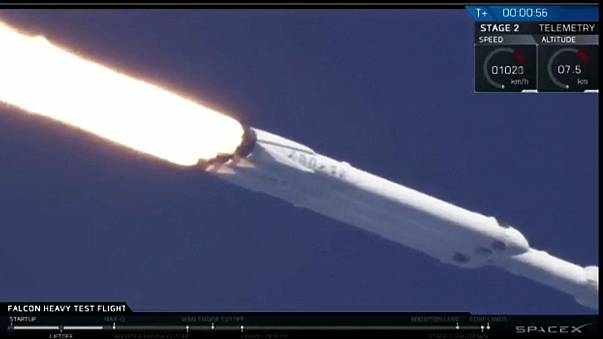 SpaceX maiden flight exceeds expectations