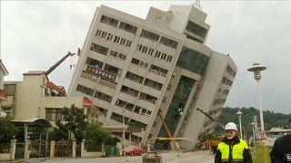 Dezenas de desaparecidos em sismo na Formosa