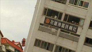 На Тайване вновь произошло мощное землетрясение - Reuters