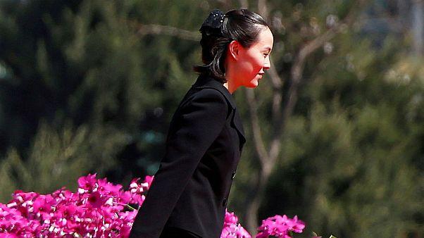 خواهر رهبر کره شمالی به کره جنوبی میرود