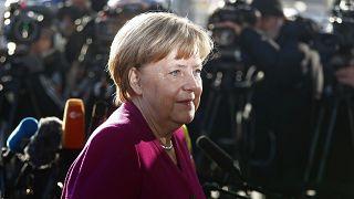 Almanya'da koalisyon için anlaşma sağlandı