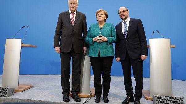 Accordo di governo della Grosse Koalition fra Spd e conservatori