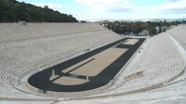Олимпийский стадион без колец