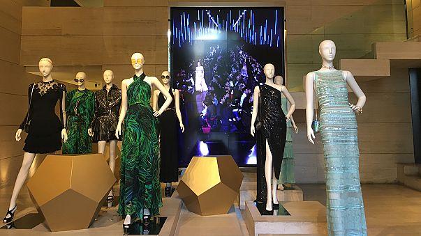 Inside Elie Saab's atelier: dream clothing
