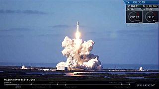 Falcon Heavy, el cohete que acerca los viajes a Marte