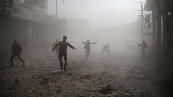 غوطه شرقی، سوریه