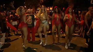 A sokszínűség ünnepléséről is szól a brazil karnevál