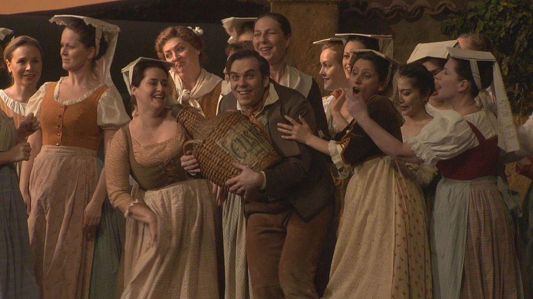 Vienne : l'Elixir d'Amour rend Benjamin Bernheim irrésistible