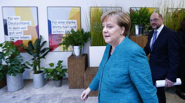 Allemagne : accord conclu entre conservateurs et sociaux-démocrates